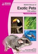 - BSAVA Manual of Exotic Pets - 9781905319169 - V9781905319169
