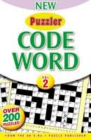 - NEW PUZZLER CODE WORD 2 - 9781905346356 - V9781905346356