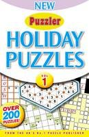 - NEW PUZZLER HOLIDAY PUZZLES 1 - 9781905346370 - V9781905346370