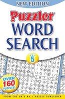 Miller, Julie - Puzzler Word Search: Vol. 5 - 9781905346769 - 9781905346769