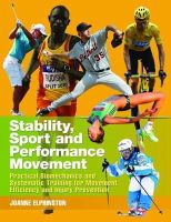 Elphinston, Joanne - Stability, Sport and Performance Movement - 9781905367429 - V9781905367429