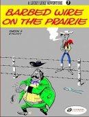 Goscinny - A Lucky Luke Adventure : Barbed Wire on the Prairie (Lucky Luke) - 9781905460243 - V9781905460243