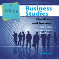 Hoang, Paul; Ducie, Margaret; Cleary, Sam - IGCSE Business Studies Questions and Answers - 9781905504671 - V9781905504671