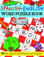 Bruzzone, Catherine - Spanish-English Word Puzzle Book (Word Puzzle Series) - 9781905710737 - V9781905710737