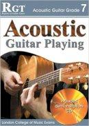 Laurence Harwood, Tony Skinner - Acoustic Guitar Playing - 9781905908073 - V9781905908073