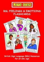 Smith, Cath - Let's Sign BSL Feelings & Emotions Flashcards - 9781905913237 - V9781905913237