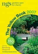 Unknown - The Yellow Book (National Gardens Scheme) - 9781905942008 - V9781905942008