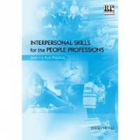 Lindsey Neville - Interpersonal Skills for the People Professions: Learning from Practice - 9781906052188 - V9781906052188