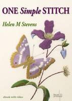 Stevens, Helen M. - One Simple Stitch - 9781906314217 - V9781906314217