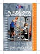 Santen, Amanda Van - RYA Windsurfing Instructor Manual - 9781906435639 - V9781906435639
