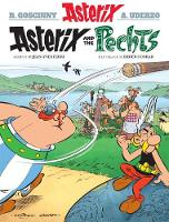 Conrad, Didier, Ferri, Jean-Yves - Asterix and the Pechts (Scots) - 9781906587352 - V9781906587352