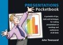 Townsend, John - Presentations Pocketbook - 9781906610159 - V9781906610159