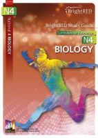 Cook, Margaret, Thornhill, Fred - BrightRED Study Guide National 4 Biology: N4 - 9781906736460 - V9781906736460