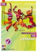 Felber, Kathrin, Bremner, Susan - BrightRED Study Guide N5 German - 9781906736545 - V9781906736545