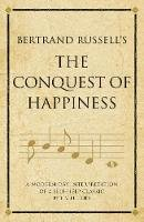 - Bertrand Russell's the Conquest of Happiness - 9781906821272 - V9781906821272