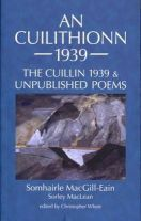 Maclean, Sorley - An Cuilithionn 1939 - 9781906841034 - V9781906841034