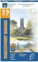 Ordnance Survey Ireland - Galway, Mayo, Roscommon (Irish Discovery Series) - 9781907122262 - KSS0005770