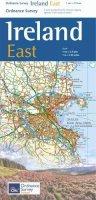 Ordnance Survey Ireland - The Ireland Holiday Map - East (Irish - Maps, Atlases and Guides) - 9781907122385 - 9781907122385