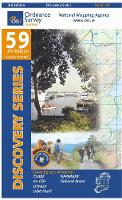 Ordnance Survey Ireland - Discovery Map 59 Clare & Offaly (Discovery Maps) - 9781907122583 - V9781907122583
