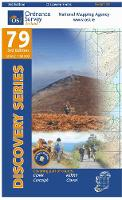 Ordnance Survey Ireland - Dis 79 Cork Kerry - 9781907122644 - V9781907122644
