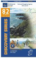 Ordnance Survey Ireland - Discovery Map 82 Waterford - 9781907122651 - V9781907122651