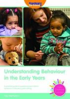 Mathieson, Kay - Understanding Behaviour in the Early Years - 9781907241222 - V9781907241222