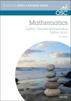 Gray, Peter - IB Mathematics: Discrete Mathematics: For Exams from 2014 (OSC IB Revision Guides for the International Baccalaureate Diploma) - 9781907374623 - V9781907374623