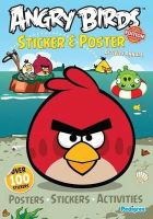 Pedigree Books Ltd - Angry Birds Sticker & Poster Activity Annual 2013 (Annuals 2013) (Spring 2013) - 9781907602450 - 9781907602450