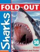 Zwemmer, Dominic - Fold-Out Sharks Sticker Book - 9781907604478 - V9781907604478