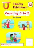 Strang, Tom, Geddes, James - TeeJay Level A Maths: Counting 0-5 Bk.1 - 9781907789137 - V9781907789137