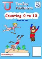 Strang, Tom, Geddes, James - TeeJay Level A Maths: Counting 0 to 10 Bk.2 - 9781907789144 - V9781907789144