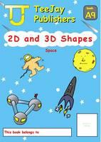 Strang, Tom, Geddes, James - TeeJay Level A Maths: 2D and 3D Shapes Bk.9 - 9781907789212 - V9781907789212