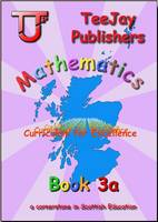 Strang, Tom, Geddes, James, Cairns, James - TeeJay CfE Maths: Textbook 3a - 9781907789465 - V9781907789465
