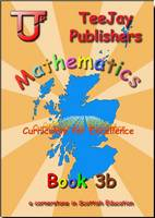 Strang, Tom, Geddes, James, Cairns, James - TeeJay CfE Maths: Textbook 3b - 9781907789472 - V9781907789472