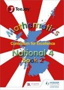 Strang, Thomas, Geddes, James, Cairns, James - TeeJay CfE Maths Textbook N4-2 - 9781907789496 - V9781907789496