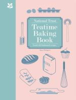 Pettigrew, Jane - National Trust Teatime Baking Book - 9781907892448 - V9781907892448