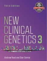 Read, Andrew, Donnai, Dian - New Clinical Genetics - 9781907904677 - V9781907904677