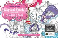 Various Artists - The One and Only Elephant Parade Postcard Coloring Book (One and Only Colouring / One and Only Coloring) - 9781907912948 - KCG0000685