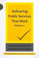 - Delivering Public Services That  Work - 9781908009685 - V9781908009685