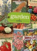 Not Available (NA) - Garden Notes (Stationery) - 9781908170378 - V9781908170378