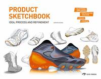 Zhang Lei - Product Sketchbook: Idea, Process and Refinement - 9781908175687 - V9781908175687
