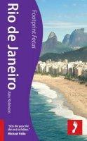 Robinson, Alex - Rio De Janeiro Footprint Focus Guide - 9781908206138 - V9781908206138
