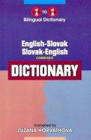Horvathova, Z. - English-Slovak & Slovak-English One-to-One Dictionary: (Exam-Suitable) - 9781908357557 - V9781908357557