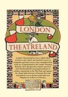 Gill, Macdonald - London Theatreland Map Wallet (Old House) - 9781908402004 - 9781908402004