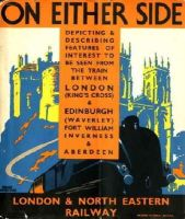 London & North Eastern Railway - On Either Side, 1939 (Old House) - 9781908402851 - 9781908402851
