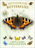 Andrea Pinnington, Caz Buckingham - Let's Look for Butterflies - 9781908489050 - KRA0000083