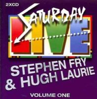 Fry, Stephen, Laurie, Hugh - Saturday Live: Volume 1: Featuring Stephen Fry and Hugh Laurie - 9781908571182 - V9781908571182