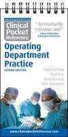 Conway, Nigel, Ong, Paul, Bowers, Mark - Clinical Pocket Reference - 9781908725011 - V9781908725011