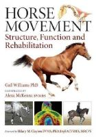 Williams, Gail, McKenna, Alexa - Horse Movement: Structure, Function and Rehabilitation - 9781908809117 - V9781908809117