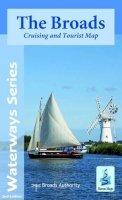 Heron Maps - The Broads: Cruising and Tourist Map (Waterways Series) - 9781908851130 - V9781908851130